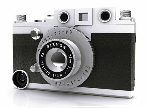 Gizmon iCA Retro Camera