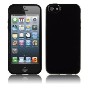 Black Frost TPU Case for iPhone 4 : 4s