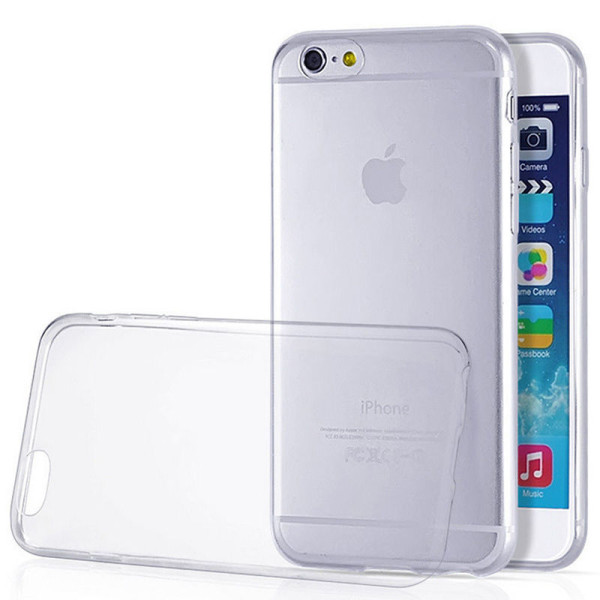 Clear Ultra Thin TPU Case for iPhone 6 (4.7)