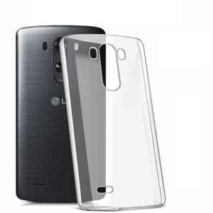 Ultra Thin Transparent Clear TPU Cover Case for LG G4