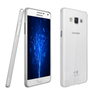 Ultra Thin Transparent Clear TPU Cover Case for Samsung Galaxy A3