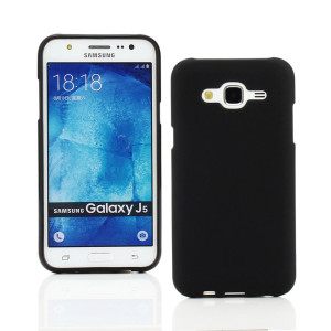 Black Frost TPU Gel Cover Case for Samsung J5