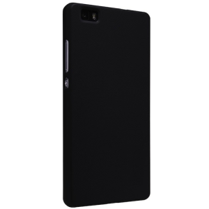 Black Frost TPU Huawei P8 Cover Case