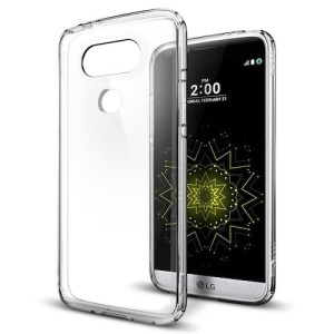 Clear Transparent Ultra Thin Protective Gel Cover Case for LG G5