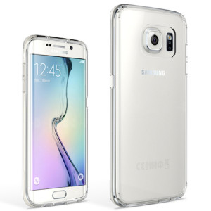 Ultra Thin Clear TPU Gel Cover Case for Samsung Galaxy S7